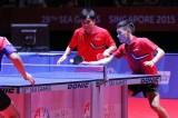 Tuấn Quỳnh/Anh Tú giành huy chương đầu tiên ở SEA Games 28