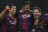 "Khúc tam tấu ""Neymar - Messi - Suarez"