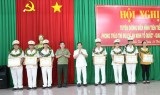 Công an huyện Dầu Tiếng: Nhiều cá nhân được tuyên dương trong phong trào thi đua Vì An ninh Tổ quốc