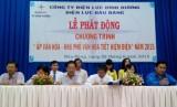 """Điện lực huyện Bàu Bàng: Phát động """"Ấp văn hóa – khu phố văn hóa tiết kiệm điện"""" năm 2015"""