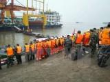 13 người được cứu sống, 5 người chết vụ chìm tàu Trung Quốc