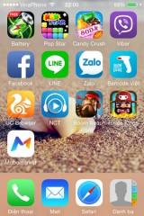 Sử dụng chợ ứng dụng Mobomarket cho iOS
