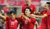 Công Phượng lập siêu phẩm sút phạt vào lưới U23 Malaysia