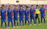 """U23 Campuchia - Philippines (VTV6 TRỰC TIẾP): Chờ """"ngựa ô"""" Campuchia xuất hiện!"""