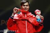 Việt Nam có HC vàng đầu tiên ở SEA Games 28