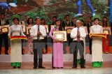 50 tổ chức và cá nhân nhận giải thưởng môi trường Việt Nam