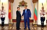 Hướng quan hệ Việt Nam-Bulgaria thành Đối tác chiến lược