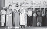 Hội thi Thanh niên thanh lịch TX.Thuận An: Thông điệp về một lối sống đẹp