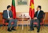 Thủ tướng Nguyễn Tấn Dũng kết thúc chuyến thăm chính thức Bulgaria