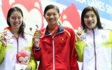 Ánh Viên đoạt hai HCV và phá ba kỉ lục SEA Games