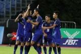 Thắng U-23 Brunei 5-0, U-23 Thái Lan đoạt vé vào bán kết