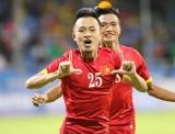 Thắng Đông Timor 4-0, U-23 VN vào bán kết