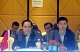 Đoàn Việt Nam tham dự Hội nghị Quan chức cấp cao ASEAN