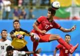 Bảng A, bóng đá nam SEA Games 28: 3 điểm cho đội Sư tử trẻ?