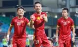 Thắng Đông Timor 4-0, U23 VN vào bán kết