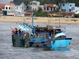 Míttinh kỷ niệm Ngày Đại dương thế giới và Tuần lễ Biển và Hải đảo