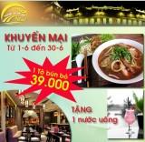 Nhà hàng – Café PHONG VỊ CỐ ĐÔ