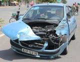 Va chạm ô tô, một người tử vong