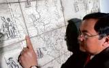 Philippines trình Tòa án bản đồ cổ về chủ quyền Scarborough
