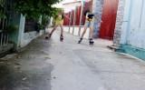 Trượt patin đường phố, mối nguy hiểm chực chờ