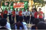 Tiếng hát vượt sóng trao gửi yêu thương đến với Trường Sa