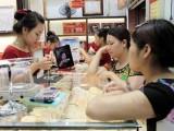 Giá vàng SJC và Bảo Tín Minh Châu đạt mức thấp nhất từ đầu năm