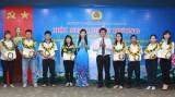 Công đoàn VSIP khen thưởng 6 tập thể và 201 cá nhân