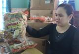 Giòi trong thực phẩm phục vụ bữa ăn công nhân