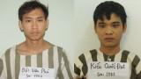 2 nhân viên thủ kho phá két sắt trộm gần 1,7 tỷ đồng