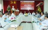 Hội thảo báo Đảng địa phương với xu hướng truyền thông đa phương tiện
