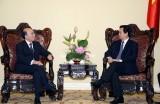 Thủ tướng tiếp Phó Tổng Giám đốc Quỹ tiền tệ Quốc tế