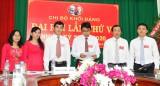 Chi bộ khối Đảng huyện Phú Giáo: Đại hội đảng viên lần thứ VI, nhiệm kỳ 2015-2020