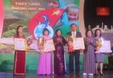 Bà Đặng Thị Kim Oanh: Nhận bằng khen của Thủ tướng Chính phủ