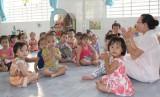 Ngành Giáo dục – Đào tạo TP.Thủ Dầu Một: Bảo đảm an toàn cho trẻ trong trường mầm non