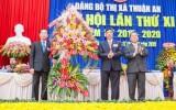 Đảng bộ thị xã Thuận An: Long trọng khai mạc Đại hội lần thứ XI nhiệm kỳ 2015-2020