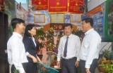 TX.Thuận An: Triển lãm thành tựu phát triển kinh tế - xã hội chào mừng Đại hội Đảng