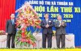 Tiếp tục chung sức, chung lòng, phát huy tối đa tiềm năng và lợi thế, đưa TX.Thuận An có bước phát triển mới nhanh hơn, toàn diện hơn, bền vững hơn...