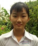 Cô bé nghèo ước mơ trở thành cô giáo