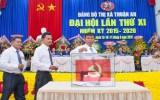 Đồng chí Đỗ Thành Tâm tiếp tục giữ chức Bí thư Thị ủy Thuận An