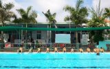TX.Bến Cát: Dạy bơi miễn phí cho trẻ em nghèo