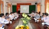 Trường Đại học Thủ Dầu Một: Đẩy mạnh triển khai đề án nghiên cứu về Đông Nam bộ