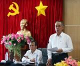 Rút kinh nghiệm đại hội điểm 2 đảng bộ trực thuộc Tỉnh ủy