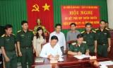 Cục Chính trị Quân khu 7 ký kết thỏa thuận với Đài Phát thanh - Truyền hình Bình Dương