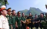 Tưởng niệm các liệt sĩ Vị Xuyên