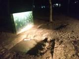 Cháu bé 4 tuổi tử vong dưới hố nước