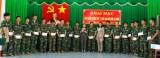 TX.Thuận An: Thăm, tặng quà quân nhân dự bị