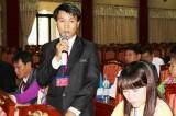 Đại hội Đại biểu Đảng bộ TP.Thủ Dầu Một lần thứ XI, nhiệm kỳ 2015-2020 tiếp tục phiên thảo luận