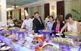 """Khách sạn Becamex: Khai trương nhà hàng buffet """"Eit's Le buffet and More"""""""
