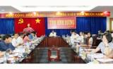 Trực tuyến hội nghị góp ý báo cáo 10 năm thực hiện Nghị quyết 46 của Bộ Chính trị