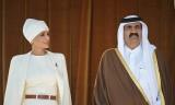 """Cựu Hoàng hậu Sheikha Mozah, """"Công nương Diana"""" của Qatar"""